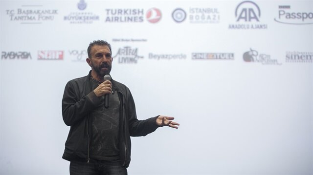 Director Bobby Roth in Istanbul