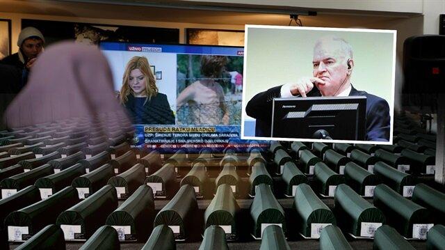 'Bosna kasabı' Mladic hakkında karar: Soykırım yaptı!