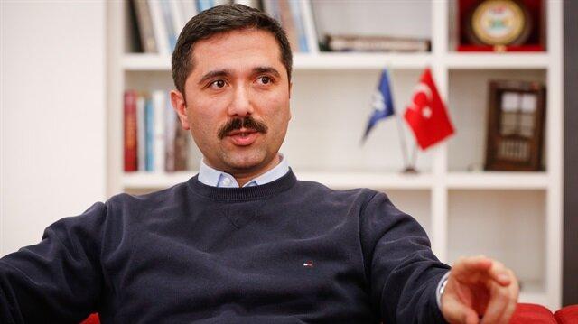 Avrupalı Türk Demokratlar Birliği Genel Başkanı Zafer Sırakaya