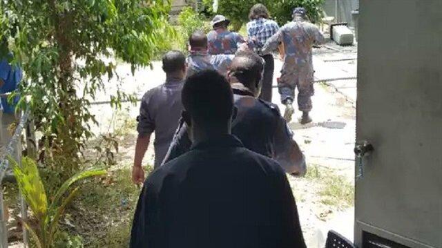 Avustralya'da Manus Adası'ndaki sığınmacılara operasyon düzenlendi.