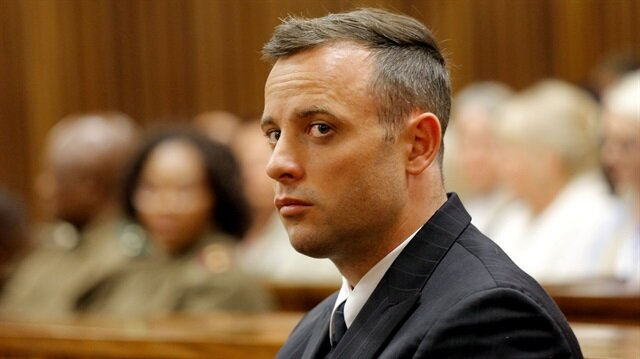 Former Paralympian Oscar Pistorius