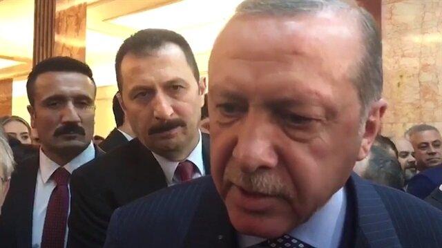 Erdoğan'dan net mesaj: Adımı kullanan ailem dahi olsa...
