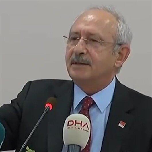 Kılıçdaroğlu'ndan şiddete gerekçe