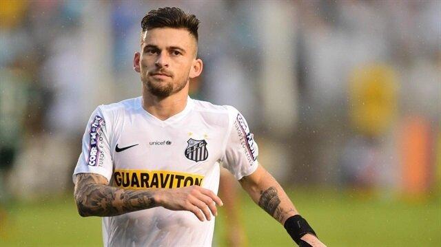Lucas Lima Palmeiras'la anlaştı