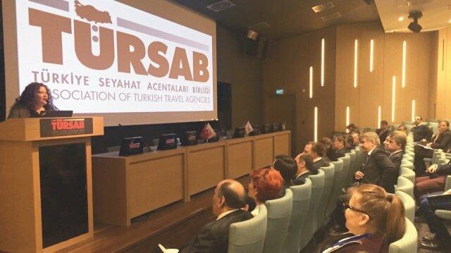 Türkiye Seyahat Acentaları Birliği (TÜRSAB), Genel Kurul'una sayılı günler kala; seçim yarışında gerginlik her geçen gün biraz daha tırmanıyor.