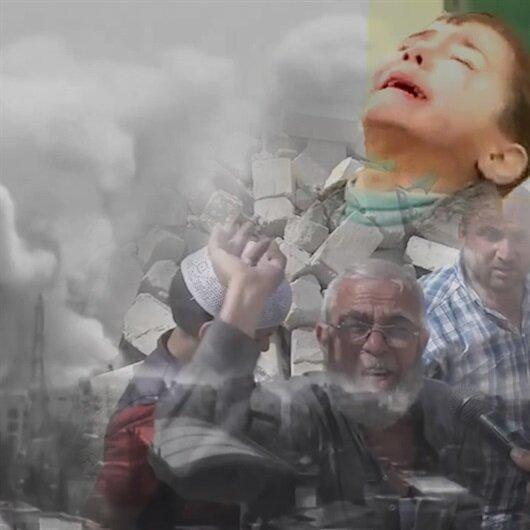 Savaş, acı, çığlık, mücadele... Suriye