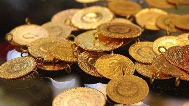 Gram altın 162 lira seviyesinde