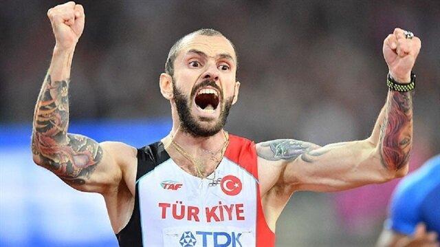 Champion Turkish sprinter eyes Europe record