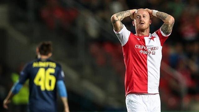 Miroslav Stoch, büyük umutlarla transfer olduğu Slavia Prag'da süre aldığı 1208 dakikada skora katkı yapamadı.