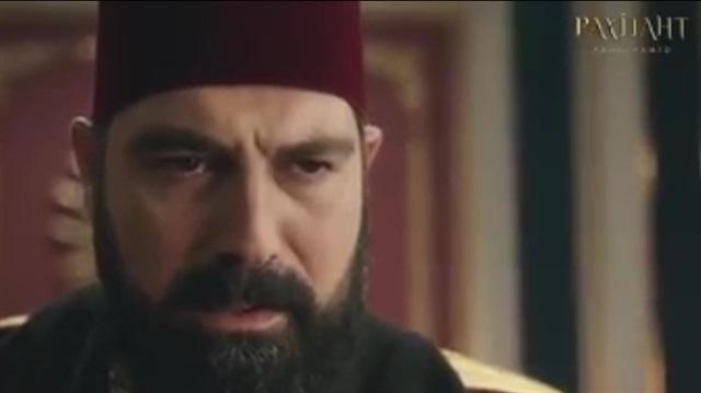 Payitaht Abdülhamid'de gözyaşlarına boğan sahne