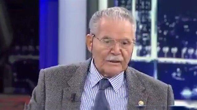 Şükrü Elekdağ: ABD Erdoğan'ı yıkmak için elinden geleni yapıyor!