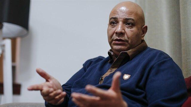 Suriye'de terör örgütü PYD/PKK'nın paravan kuruluşu SDG'den kaçan sözcüsü Talal Silo.
