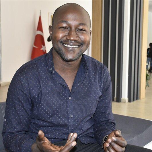 Ugandalı Ivan: Diyarbakır artık evim gibi