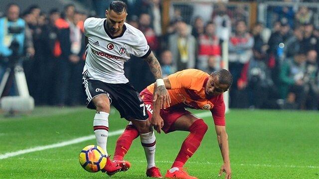 Süper Lig: Beşiktaş: 3 - Galatasaray: 0