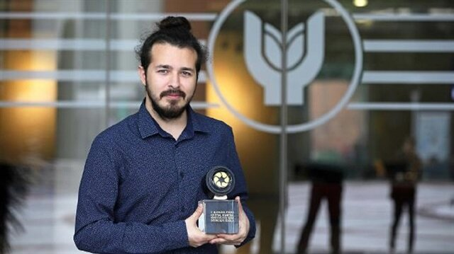 Turkish university student Doğa Çakaloz