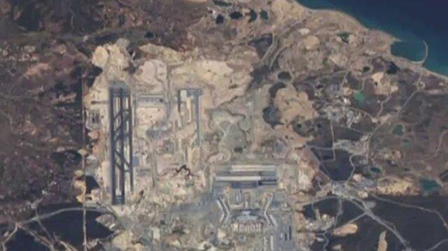 3. Havalimanı uzaydan görüntülendi