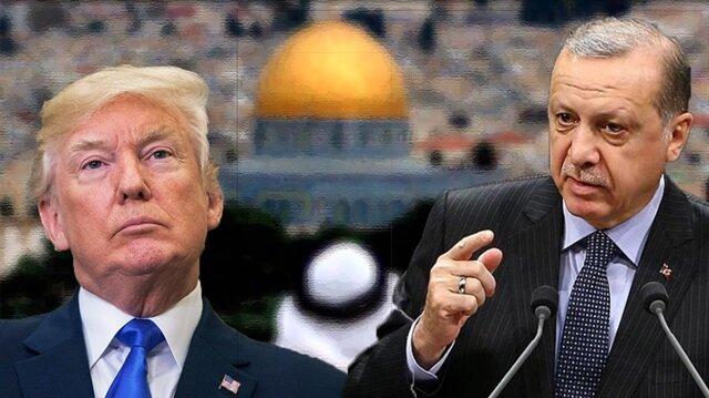 أردوغان يحذر ترامب: القدس خط أحمر للمسلمين