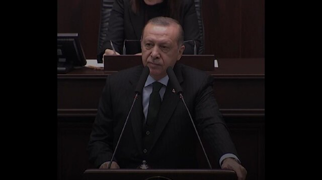 Erdoğan: Jerusalem is the red line of Muslims