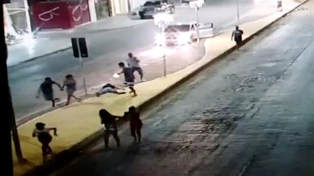 Sokak ortasında kan donduran cinayet!