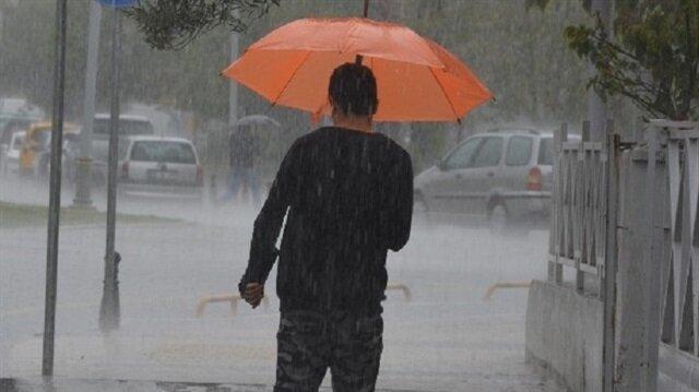 Meteorolojiden 3 ile kuvvetli yağış uyarısı