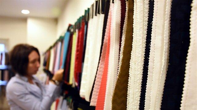 """Rus tekstilciler """"Bursa kumaşı""""na geldi"""