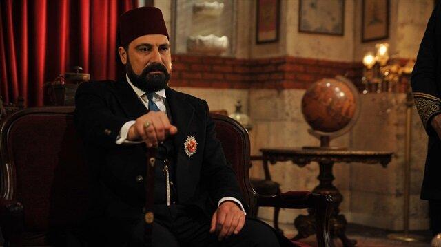 Payitaht Abdülhamid dizisi cuma akşamları TRT 1'de izleyiciler ile buluşuyor.