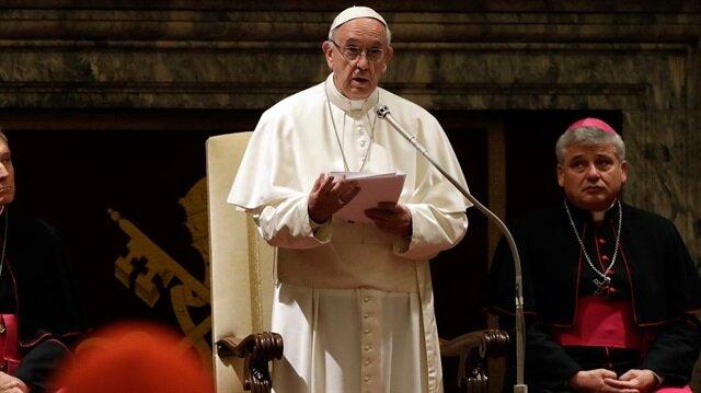 Papa Franciscus.