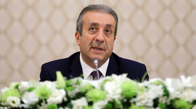 AK Parti Genel Başkan Yardımcısı Mehdi Eker