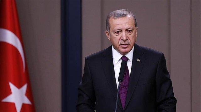 Cumhurbaşkanı Erdoğan'dan Kudüs için telefon trafiği