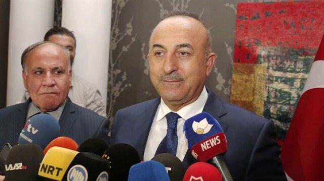 Dışişleri Bakanı Çavuşoğlu: ABD'yi kınıyoruz
