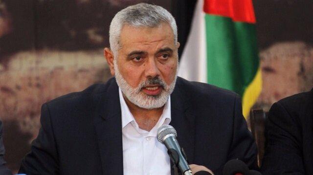 Hamas Genel Sekreteri Heniyye