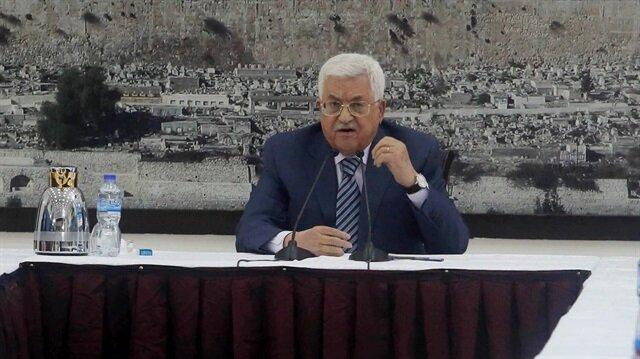 Filistin lideri Abbas: Kudüs Filistin'in başkentidir