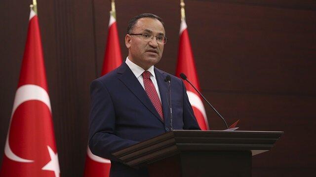 Başbakan Yardımcısı ve Hükümet Sözcüsü Bekir Bozdağ