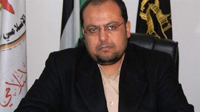Filistin İslami Cihad Hareketi Sözcüsü Şihab