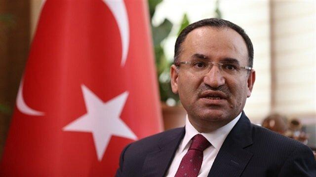 Turkish Deputy Prime Minister Bekir Bozdağ