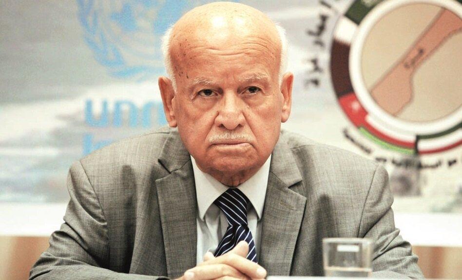 Palestine Liberation Organization (PLO) Executive Committee member Zakaria al-Agha