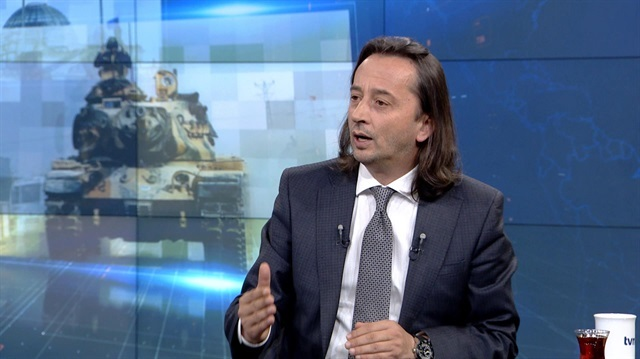 إبراهيم قاراغول - رئيس تحرير صحيفة يني شفق التركية وتلفزيون تي في نت