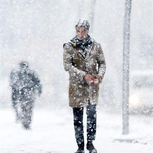 Meteorolojiden 3 ile yoğun kar uyarısı
