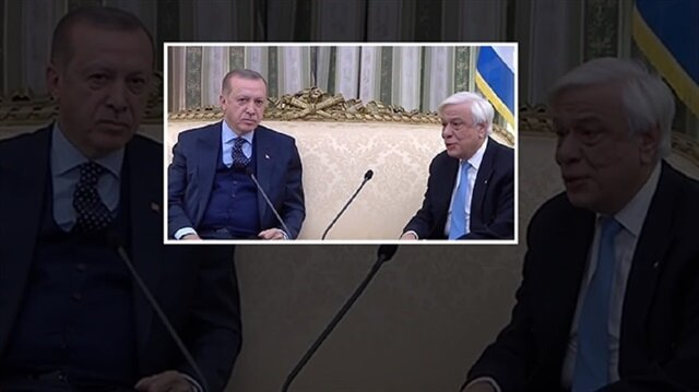 أردوغان: هدفنا أن نجد حلا دائما وعادلاً للأزمة القبرصية، وكذلك بالنسبة لبحر إيجة