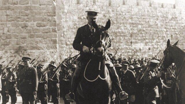 Kudüs'tekiyüzyıllık hesap