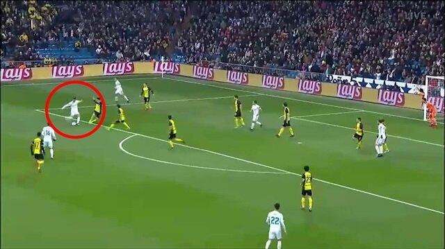 Ronaldo kariyerine bir mükemmel gol daha ekledi