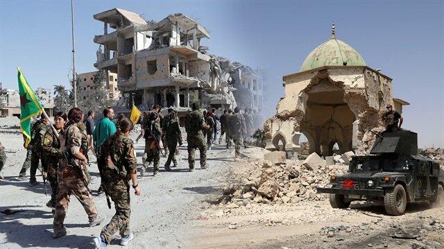 Irak, İran, Suriye ve Türkiye özelinde Ortadoğu'yu yeniden dizayn etmek isteyen ABD, 1991 yılındaki ilk kapsamlı saldırısının ardından 2003 yılında Irak'ın tamamını işgal etti.