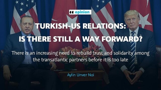 Turkish-US relations: Is there still a way forward?