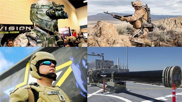 10 تقنيات تكنولوجية فائقة ستستخدمها الجيوش في المستقبل