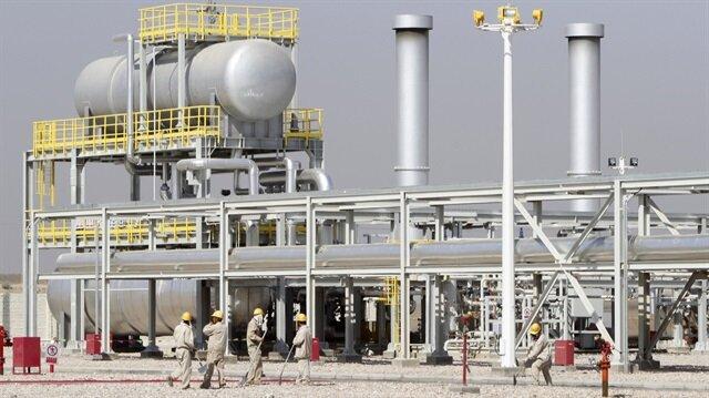 Çin, Özbekistan'da gaz üretimine başladı.
