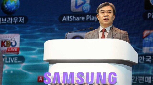 Samsung'dan 'Samsun' açıklaması