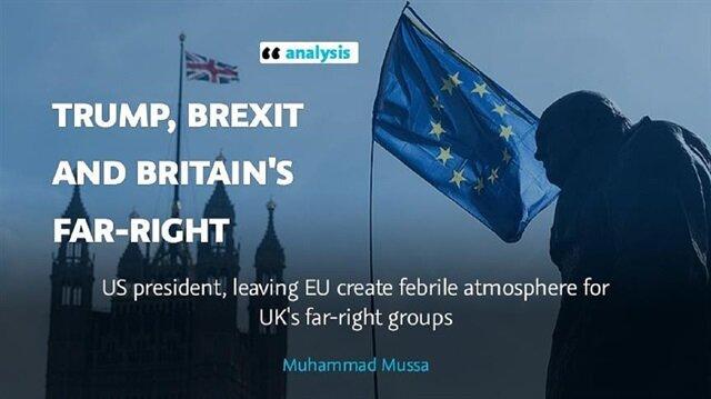 Trump, Brexit and Britain's far-right