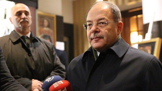 Başbakan Yardımcısı Akdağ Bosna Hersek'te