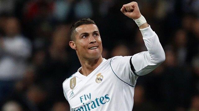 Ronaldo'nun kulüp kariyerinde toplam 538 golü bulunuyor.