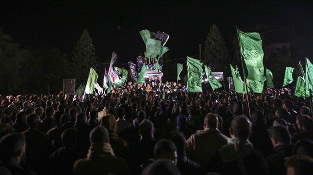 Filistin'de intifada çağrısı